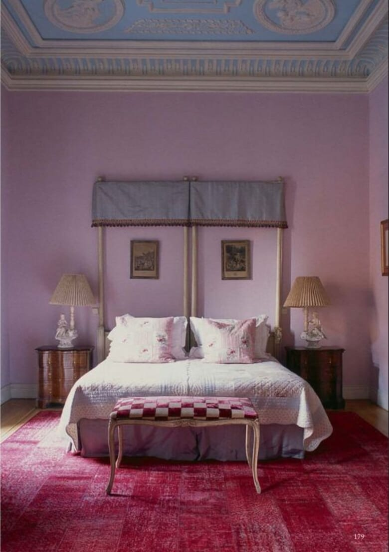 Picture of: Rugs Under Beds Persian Rug Company